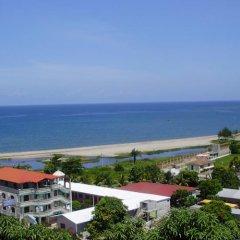 Hotel Maya Vista пляж