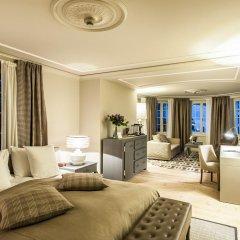 Отель Le Grand Bellevue 5* Люкс с различными типами кроватей фото 2