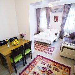Апартаменты Feyza Apartments Семейные апартаменты с двуспальной кроватью фото 28