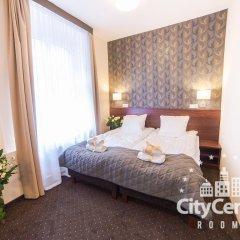 Отель City Center Rooms комната для гостей фото 2