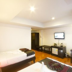 Отель Silver Resortel Стандартный номер с двуспальной кроватью фото 4