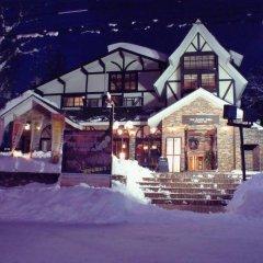 Отель Lodge Karunaju & The Alpine Grill Хакуба развлечения