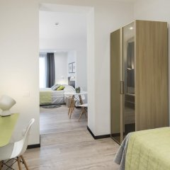 Hotel Bernina 3* Улучшенный номер с различными типами кроватей фото 16