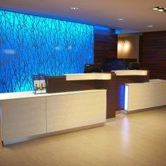 Отель Fairfield Inn & Suites by Marriott Columbus Airport США, Колумбус - отзывы, цены и фото номеров - забронировать отель Fairfield Inn & Suites by Marriott Columbus Airport онлайн спа
