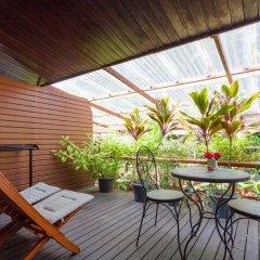 Отель Tropica Bungalow Resort 3* Люкс с различными типами кроватей фото 4