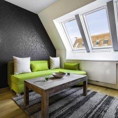 Апартаменты Abieshomes Serviced Apartments - Messe Prater Апартаменты с различными типами кроватей фото 6