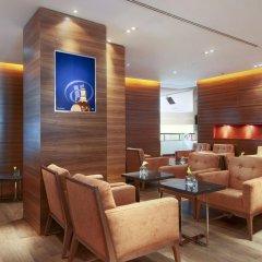 Отель Hilton Dresden 4* Стандартный номер с различными типами кроватей фото 4