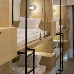 Luz Hostel Кровать в общем номере фото 6