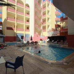 Отель Damlatas Elegant Аланья бассейн