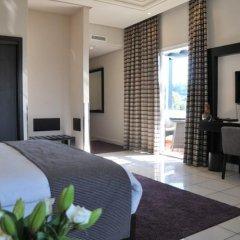 Отель Andalucia Golf Tanger Марокко, Медина Танжера - отзывы, цены и фото номеров - забронировать отель Andalucia Golf Tanger онлайн удобства в номере фото 2