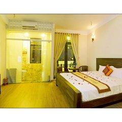 Отель Blue An Bang Villa 2* Стандартный номер с различными типами кроватей фото 3