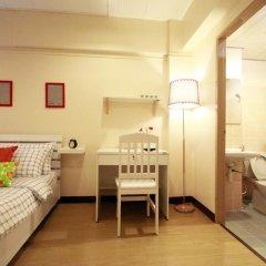 Отель BB Home Таиланд, Бангкок - отзывы, цены и фото номеров - забронировать отель BB Home онлайн комната для гостей фото 5