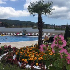 Отель Вилла Florence Болгария, Свети Влас - отзывы, цены и фото номеров - забронировать отель Вилла Florence онлайн пляж