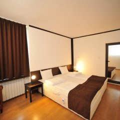 Hotel Melnik 3* Люкс разные типы кроватей фото 7
