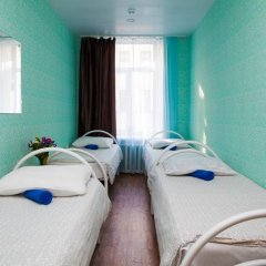 Marusya House Hostel Стандартный номер с различными типами кроватей фото 13
