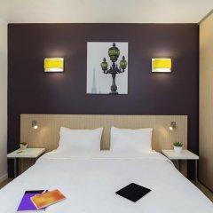 Отель Aparthotel Adagio access Paris Clichy 3* Апартаменты с различными типами кроватей фото 4