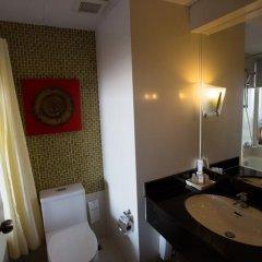 Отель D Varee Jomtien Beach 4* Улучшенный номер с различными типами кроватей фото 9