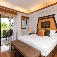 Отель Angsana Villas Resort Phuket 4* Люкс с различными типами кроватей фото 12