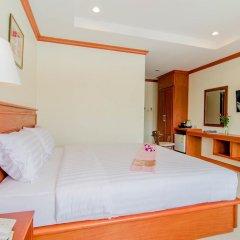 Отель Phaithong Sotel Resort 3* Улучшенный номер с двуспальной кроватью фото 16