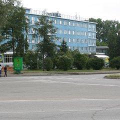 Гостиница Воздушная Гавань в Иркутске