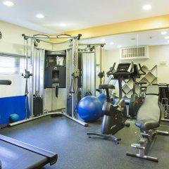 Wangz Hotel фитнесс-зал фото 2