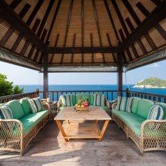 Отель Cape Shark Pool Villas 4* Вилла с различными типами кроватей фото 45