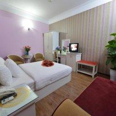 Golden Time Hostel 2 3* Стандартный номер с двуспальной кроватью