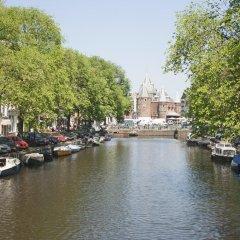 Отель Nieuwmarkt Penthouse Нидерланды, Амстердам - отзывы, цены и фото номеров - забронировать отель Nieuwmarkt Penthouse онлайн приотельная территория