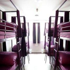 Safestay London Elephant & Castle - Hostel Кровать в общем номере с двухъярусной кроватью фото 2