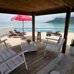 Отель Anapa Beach Французская Полинезия, Папеэте - отзывы, цены и фото номеров - забронировать отель Anapa Beach онлайн балкон