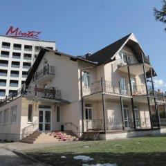 Гостиница Sani Украина, Трускавец - отзывы, цены и фото номеров - забронировать гостиницу Sani онлайн вид на фасад фото 4