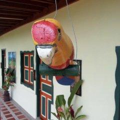 Отель Finca La Maquina развлечения