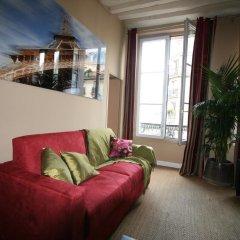 Отель Le Marais Notre Dame Франция, Париж - отзывы, цены и фото номеров - забронировать отель Le Marais Notre Dame онлайн интерьер отеля