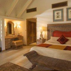 Отель La Pirogue A Sun Resort 4* Бунгало с различными типами кроватей фото 4