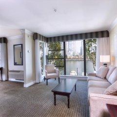 Отель Granville Island Hotel Канада, Ванкувер - отзывы, цены и фото номеров - забронировать отель Granville Island Hotel онлайн комната для гостей фото 2