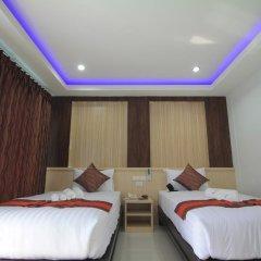 Отель Lanta Fevrier Resort 2* Улучшенный номер с различными типами кроватей фото 5