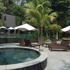Отель Siloso Beach Resort, Sentosa бассейн фото 2