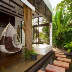 Отель Koh Tao Cabana Resort 4* Вилла с различными типами кроватей фото 14