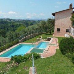 Отель Casina Francesco Лари бассейн фото 2