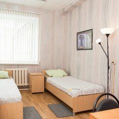 Гостиница Солнечная Стандартный номер с разными типами кроватей фото 23