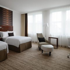 Cologne Marriott Hotel 5* Номер Делюкс с различными типами кроватей фото 5