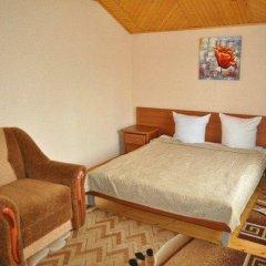 Гостиница Zoriana Номер Делюкс с двуспальной кроватью фото 7