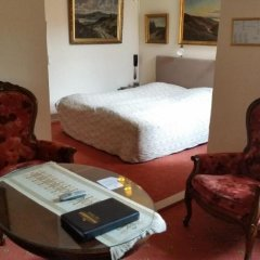 Hotel Postgaarden 3* Стандартный номер с различными типами кроватей фото 7