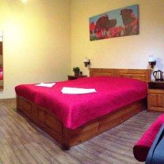 Отель Pension Platan 3* Стандартный номер с различными типами кроватей фото 8