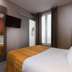 Отель Des Pavillons Париж комната для гостей фото 3