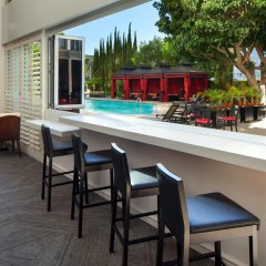 Отель Sheraton Gateway Los Angeles США, Лос-Анджелес - отзывы, цены и фото номеров - забронировать отель Sheraton Gateway Los Angeles онлайн балкон