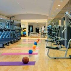 Отель Hyatt Regency Dubai фитнесс-зал фото 2