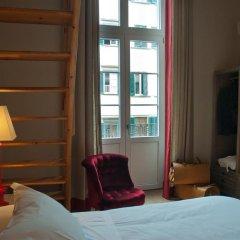 Отель Black 5 Florence 4* Стандартный номер с двуспальной кроватью