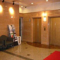 Отель Arca Torre Roppongi Япония, Токио - отзывы, цены и фото номеров - забронировать отель Arca Torre Roppongi онлайн интерьер отеля фото 2