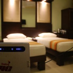 Serene Garden Hotel 3* Номер Делюкс с различными типами кроватей фото 3